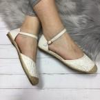 sandale bijele