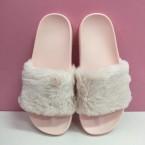 papuče roze kalup za 1 broj manje
