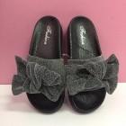 papuče sive kalup za 1 broj manje