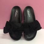 papuče crne kalup za 1 broj manje