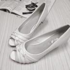 cipele bijele