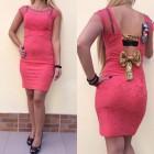 haljina marelica kratka