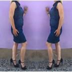 haljina teksas