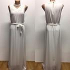 haljina duga bijela
