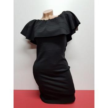 haljina crna