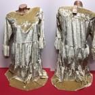haljina zlatna