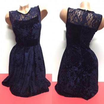 haljina teget