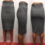 suknja siva