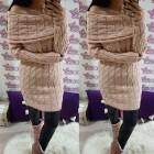 džemper rozi