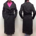 kaput crni sa resama