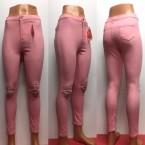 hlače roze