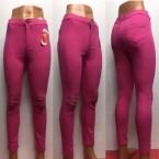 hlače pink